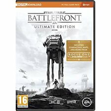 Star Wars Battlefront Ultimate Edition (PC) BRAND NEW SEALED