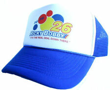 Ricky Bobby Talladega Nights movie Costume Hat  Easy & Quick Halloween low cost