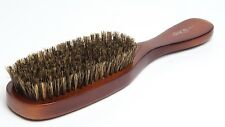 Medium 360 Wave Brush Diane Wooden Boar Bristle Waves Row Course Hair Styling
