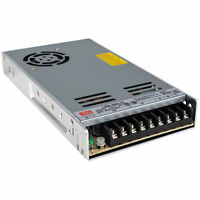 Mean Well MW LRS-350-12 12 VDC 30A 350W Regulated Switching Power Supply