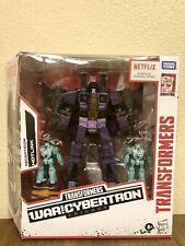 Transformers Generations Netflix War for Cybertron HOTLINK Walmart Exclusive