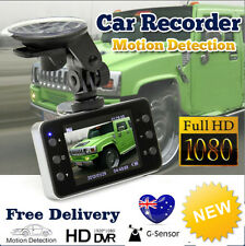 NEW Full HD 1080P Dash DVR Car Video Camera Recorder G-sensor Crash Cam Blackbox