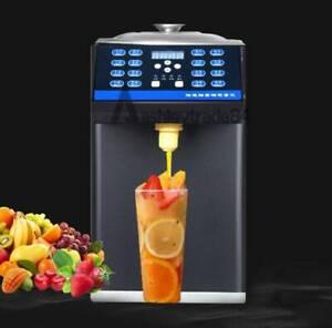 Fructose Syrup Quantitative Dispensing Machine Bubble Tea Fructose Dispenser
