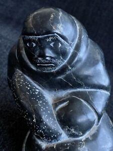 Inuit Sculpture ~ signed