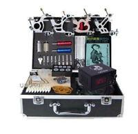 Kits completos de tatuar tatuajes 4 machine tattoo machine kits Belleza y Salud