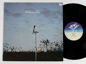 Cluster & Brian Eno LP  Sky Records 010 - Original German Pressing shrink