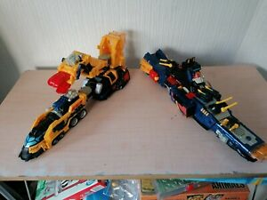 Transformers Energon Omega Supreme 99% complete