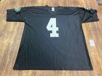 Brett Favre New York Jets Men's Black NFL Football Jersey - NFL Players - 2XL