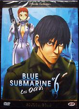 BLUE SUBMARINE N°6 édition Gold NEUF!!!! (coffret 2 DVD - zone 2 - VOSTF et VF)