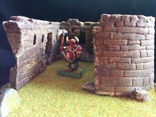 Fort Ruins Terrain Warhammer D&D Frostgrave 28mm 40K Fantasy Wargame 25mm LOTR