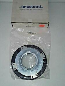 *********** NEW Westcott aluminum speed ring for Photogenic style 2456 *********