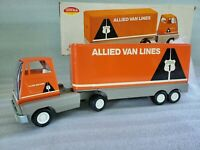 Vintage Tonka Allied Van Lines Moving Truck Pressed Steel Toy 1098 Model Boxed