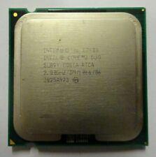 Intel Core 2 Duo E7400 - SLB9Y - 2,80 GHz - Sockel 775 - COSTA RICA #41