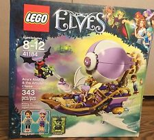 Lego Elves 41184 Aira's Airship & the Amulet Chase   NEW