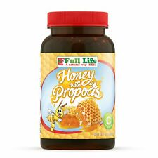 Full Life Honey with Propolis Contain Vitamin C - 11.3oz