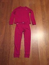 Odlo K. U-chemise et K. U-Pantalon Long Enfants, Taille (size) 140