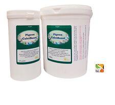 250g Pigeon Calciboost -  Racing Pigeons, Calcium Supplement - The BirdCare Co