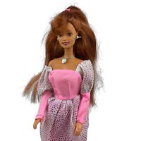 Vintage Barbie Fashion Teresa Doll Red Hair 1990 Mattel 90's