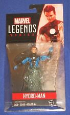 "Marvel Universe Legends Hydro-Man Action Figure 2015 Hasbro 4"" MOC Spider-Man"