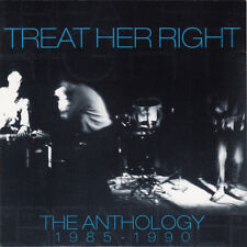 TREAT HER RIGHT - Anthology: 1985-1990 CD