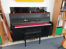 Yamaha B1 Klavier schwarz Hochglanz, gebraucht