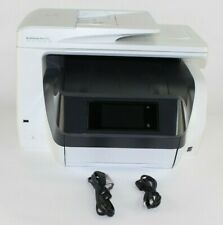 HP Officejet Pro 8730 Color Inkjet All-In-One Printer Copy Fax USB Ethernet