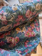 2 m .Véritable tissu Liberty tana lawn vintage. neuf