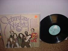 New listing SATURDAY NIGHT LIVE LP BY DAN AYKROYD, JOHN BELUSHU, CHEVY CHASE, & MORE