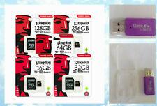 KINGSTON-Speicherkarte-Micro-SD-Karte+Adapter+Box/Für Alle Handys