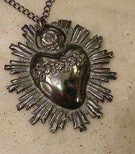 sacro cuore Spade sacred hart ex voto Dolosa madonna jesu' statue jesus