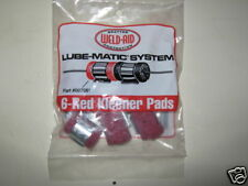 ITEM 526-Welding Red Kleener Pads Mig Wire Clean