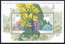 Germany 1997 Nature/Forest/Trees/Animals 2v m/s n29514