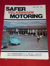 VW - SAFER MOTORING - May 1981