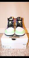 """Air Jordan 1 Mid """"Multi-color"""" Wmns (Size 8.5 Men or size 10 Women)"""
