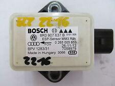 ESP-Sensor Audi A5 2014 8R0907637B