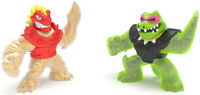 SALE! HEROES OF GOO JIT ZU VERSUS PACK S2 Pack contains a special Golden Figure