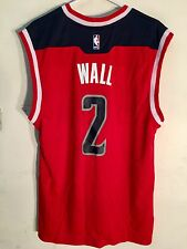 Adidas NBA Jersey Washington Wizards John Wall Red sz L