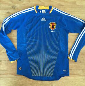 Japan 2008 JFA Adidas Jersey Long Sleeve Climacool Men's *Medium *READ* Chest 40