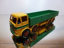 DINKY TOYS 934 LEYLAND OCTOPUS - YELLOW + GREEN 1:50? - GOOD CONDITION