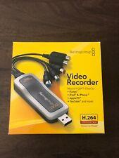 BlackMagic Video Recorder H.264 Encoding