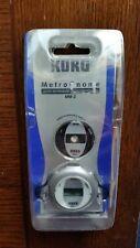 Korg Mm-2 Clip On Ear Metronome