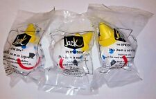 Jack in the Box Antenna Balls Set of 3