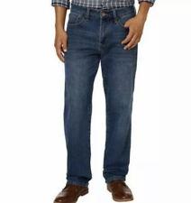 NWT! Weatherproof Vintage Men's Fleece Lined Jeans Pants Aviator S20