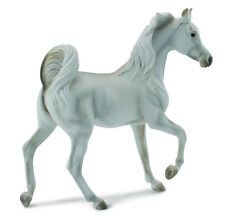 NEW CollectA 88476 Arabian Mare Grey Horse 12cm tall