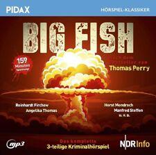 Big Fish - Kriminal Hörspiel (Pidax Klassiker)  mp3-CD/NEU/OVP