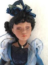 Heritage Signature Collection Sasha Porcelain Doll - #15570 in Box w/ Coa