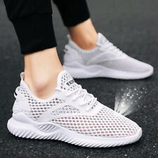 Men's mesh breathable sneakers Lightweight sports running Athletic Jogging Shoes