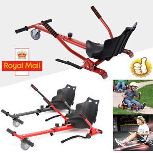 Hoverkart Go Kart Balancing for Hoverboard Self Balance Scooter Hover Cart board