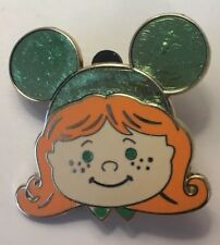 Disney World - It's A Small World Mystery - Green Hat Girl LE1600 Pin