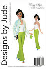 """Edgy Style Doll Clothes Sewing Pattern 16"""" Poppy Parker Dolls Integrity"""